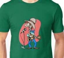 Country Music Toons Unisex T-Shirt