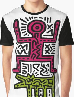 HARING - COUPLE for Women (Family) Graphic T-Shirt