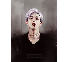 BTS Rap Monster 12 Photographic Print