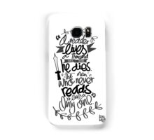 A song of ice and fire - Quote Samsung Galaxy Case/Skin