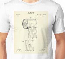 Toilet paper roll-1891 Unisex T-Shirt
