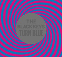 Turn Blue - The Black Keys Sticker