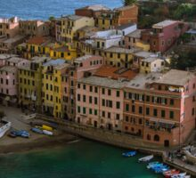 Beautiful Vernazza, Italy Sticker