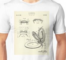 Toilet Seat and Cover-1936 Unisex T-Shirt