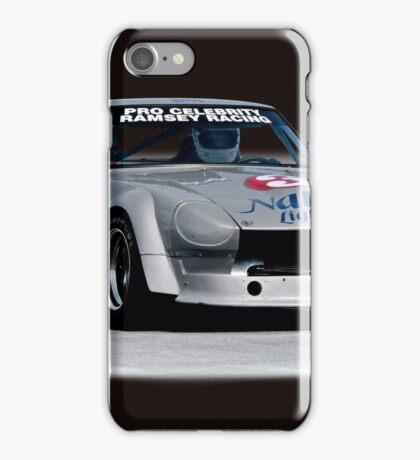1973 Datsun 240Z GT Vintage Race Car iPhone Case/Skin