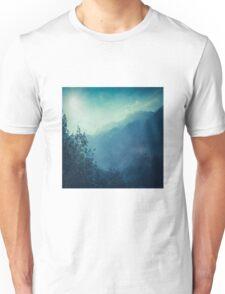Mountain Blues Unisex T-Shirt