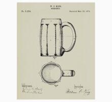 Beer Mug-1876 Baby Tee