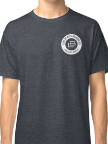 Lake of Bays Logo - White Classic T-Shirt