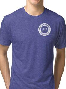 Lake of Bays Logo - White Tri-blend T-Shirt