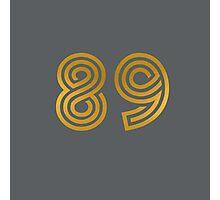 #89 (Gray) Photographic Print