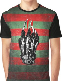 Freddy's  Graphic T-Shirt