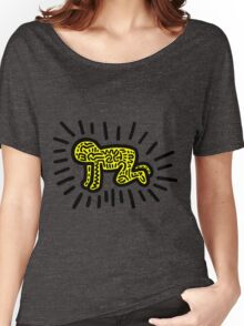 HARING - COUPLE For CHILD (Family) Women's Relaxed Fit T-Shirt