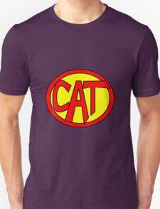 Hero, Heroine, Superhero, Super Cat Unisex T-Shirt