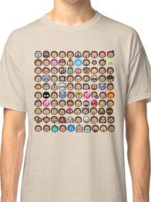 Pocket Mortys Classic T-Shirt