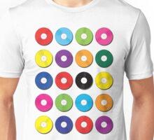 Record Spots Unisex T-Shirt