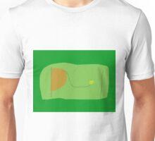 Bread Green Unisex T-Shirt