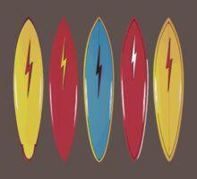 My cool vintage surfboards  Baby Tee