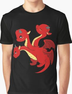 Targaryen House Graphic T-Shirt