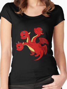 Targaryen House Women's Fitted Scoop T-Shirt