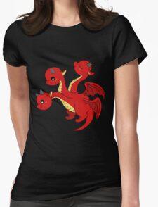 Targaryen House Womens Fitted T-Shirt
