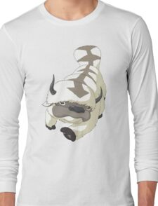 APPA SKY BISON Japanese Anime, Flying, The Last Airbender Avatar Long Sleeve T-Shirt