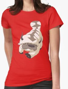 APPA SKY BISON Japanese Anime, Flying, The Last Airbender Avatar Womens Fitted T-Shirt