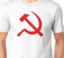 Soviet Union Flag CCCP Unisex T-Shirt