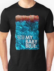 BABY BLUE LYRICS Breaking Bad Finale Badfinger, Heisenberg, Blue Meth Unisex T-Shirt