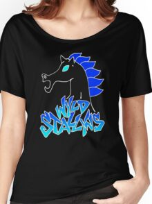 BILL & TED, WYLD STALLYNS Women's Relaxed Fit T-Shirt