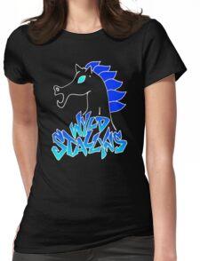 BILL & TED, WYLD STALLYNS Womens Fitted T-Shirt