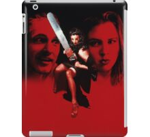 Chainsaw massacre - next generation iPad Case/Skin