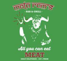 Mola Ram's Bar & Grill One Piece - Short Sleeve