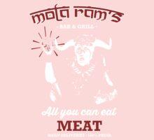 Mola Ram's Bar & Grill One Piece - Long Sleeve