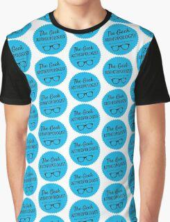 The Geek Anthropologist Logo Graphic T-Shirt