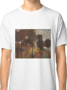 Edgar Degas - The Milliners ( 1882 - 1905) Classic T-Shirt