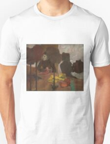 Edgar Degas - The Milliners ( 1882 - 1905) T-Shirt