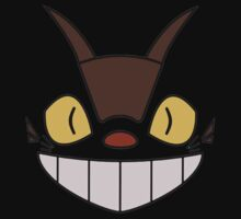 CAT BUS FACE My Neighbor Totoro, Anime, Japanese Catbus Kids Clothes