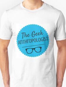 The Geek Anthropologist Logo Unisex T-Shirt