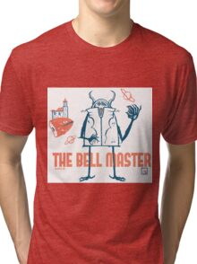 The Bell Master Tri-blend T-Shirt