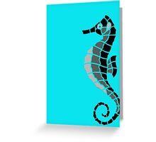 Sea Horsey See Greeting Card