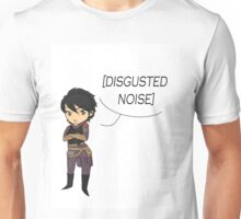 Disgusted noise Unisex T-Shirt