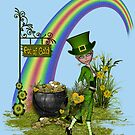A Pot Of Gold by LoneAngel