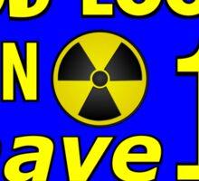 Smooth Gamer - Gamer Geek Charisma Fallout Sticker
