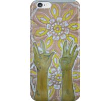 Thai Buddha Inspired printing  iPhone Case/Skin