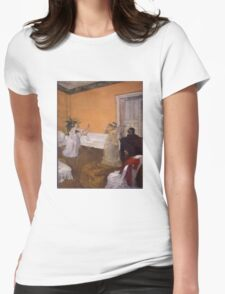 Edgar Degas - The Song Rehearsal ( 1872-1873) T-Shirt
