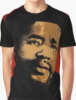 BOBBY SEALE-BLACK PANTHER Graphic T-Shirt