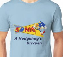 A Hedgehog's Drive-In Unisex T-Shirt