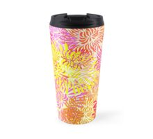 Flower Cracker Travel Mug