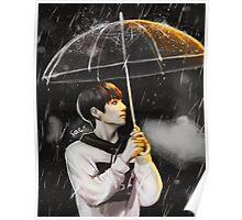 Rainy Jungkook  Poster
