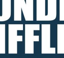 Dunder Mifflin Logo Sticker
